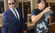 """Rodrigo Lombardi aparece como Alex, de """"Verdades Secretas"""""""