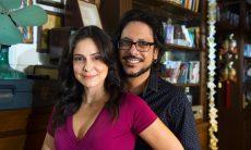 """Roney e Josefina se beijam. Sexta (15/5), em """"Malhação"""""""