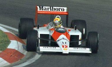 1º Título de Senna é destaque na Globo deste domingo (3)