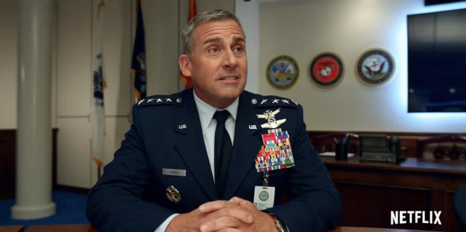 """Netflix lança novo trailer de """"Space Force"""", série que estreia nesta sexta (29)"""