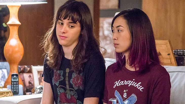 """Lica e Tina se escondem de Mitsuko. Quarta (13/5), em """"Malhação"""""""