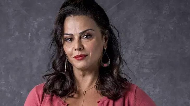 Viviane Araújo registra B.O. contra mulher de ex