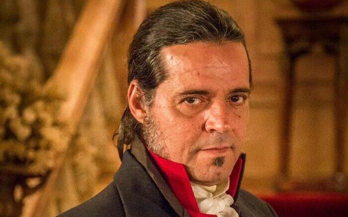"""Bonifácio repreende Dom Pedro por suas atitudes. Quinta (11/6), em """"Novo Mundo"""""""