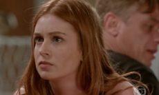 """Jojô tranca Arthur e Eliza no quarto e confisca seus celulares. Quarta (10/6), em """"Totalmente Demais"""""""
