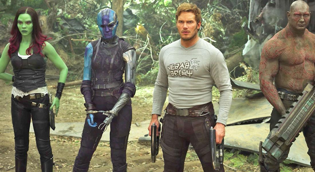 """""""Guardiões da Galáxia Vol.2"""" é o filme da Tela Quente desta segunda (1º)"""