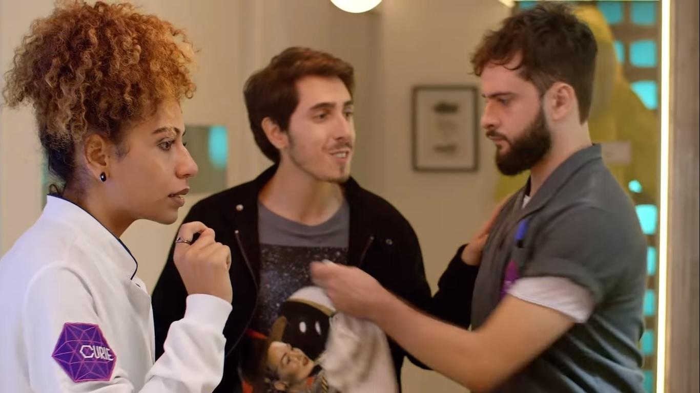 Felipe Castanhari estreia série na Netflix