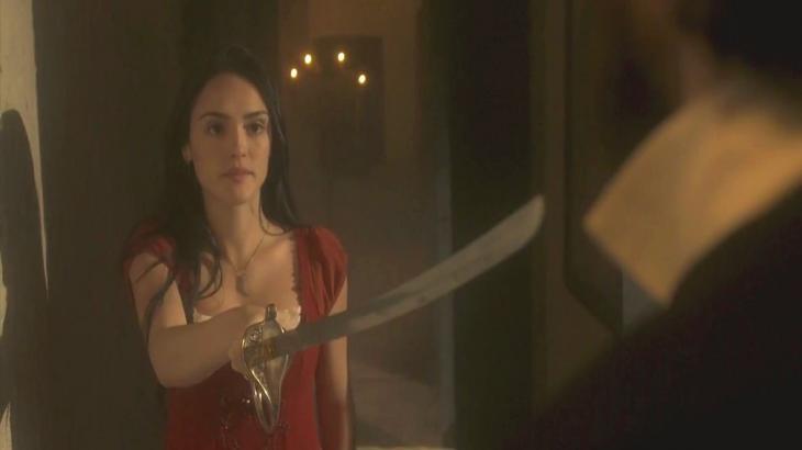 """Anna e Thomas duelam. Quinta (16/7), em """"Novo Mundo"""""""