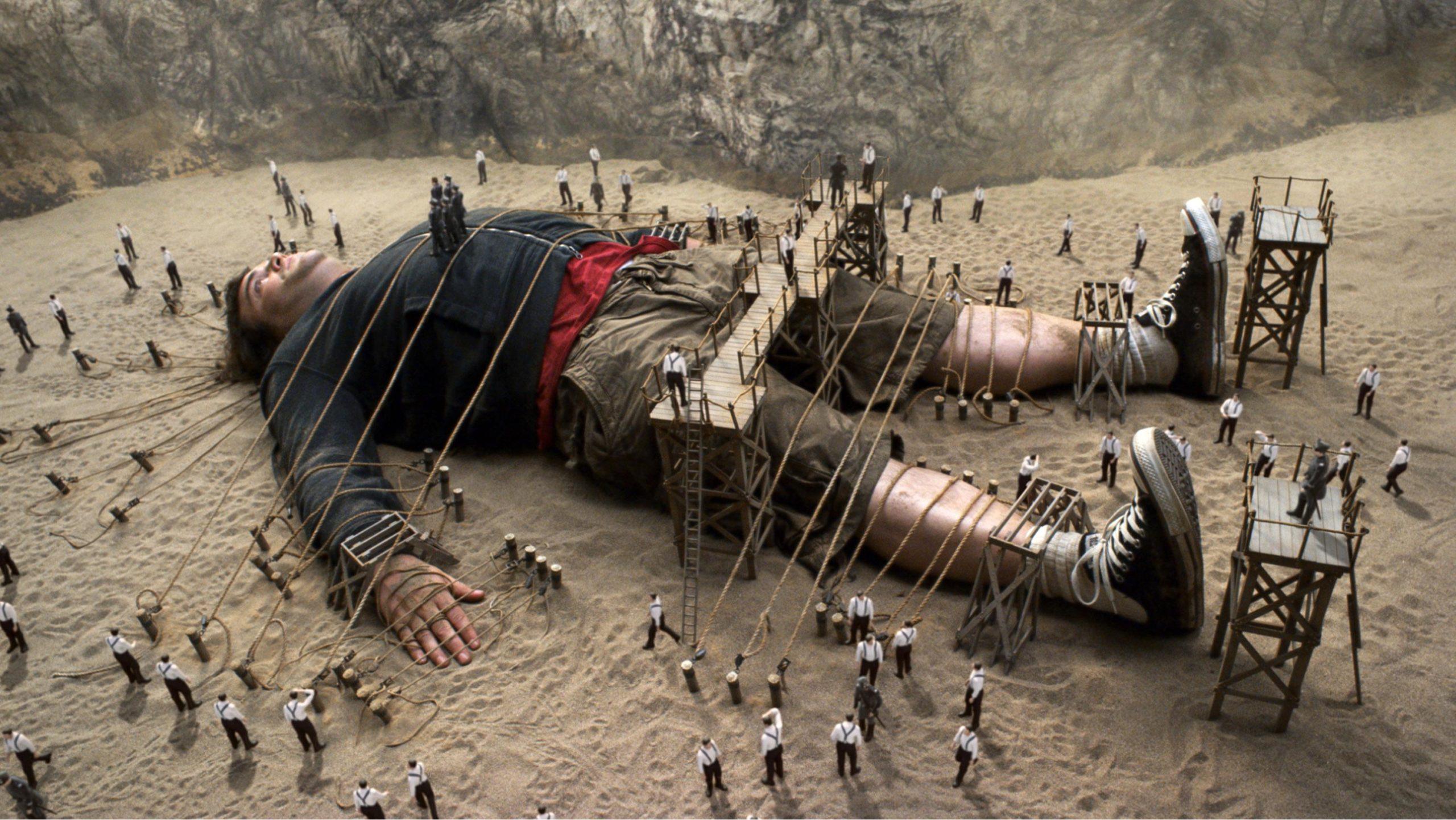 """""""As Viagens de Gulliver"""" é o filme da Sessão da Tarde desta quarta (29)"""