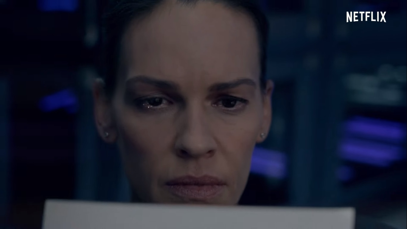 "Hilary Swank aparece em trailer de ""Away"", da Netflix"