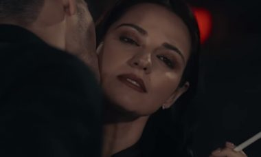 """""""Desejo Sombrio"""": Ex-RBD tem cenas quentes em trailer de série"""
