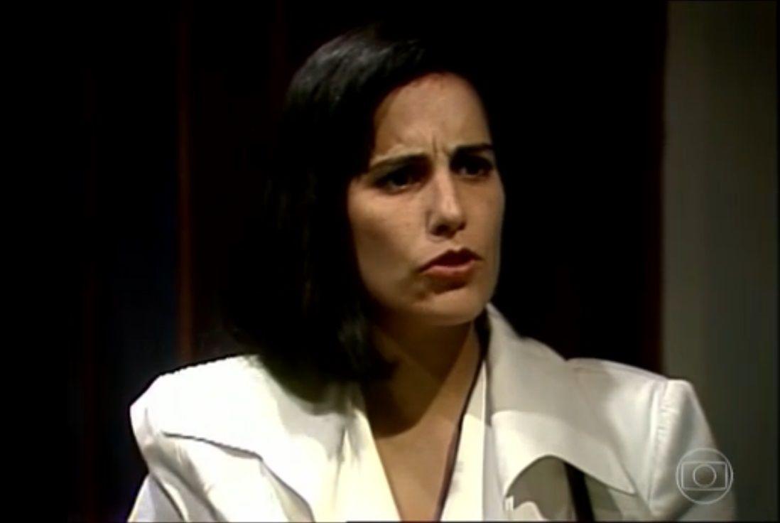 Gloria Pires diz que não sofreu rejeição com vilã de 'Vale Tudo'