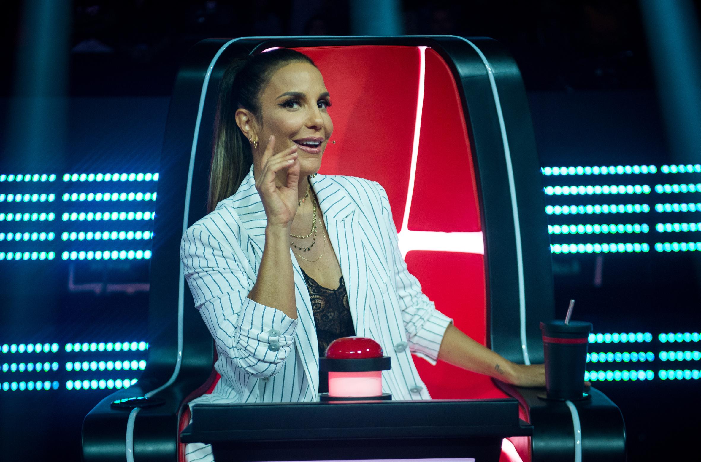 """Ivete Sangalo deixa o """"The Voice"""" em nova temporada"""