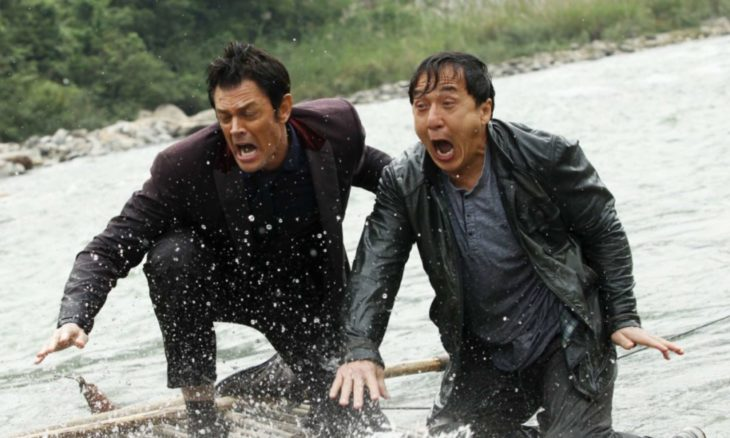 Jackie Chan estrela a Sessão da Tarde desta sexta (31)