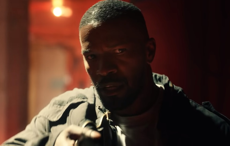 Filme da Netflix com Jamie Foxx ganha trailer