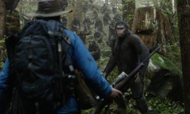 """""""Planeta dos Macacos: O Confronto"""" é o filme da Tela Quente desta segunda (27)"""
