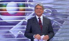 Sérgio Chapelin aparece irreconhecível com novo visual; veja