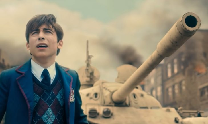Netflix revela imagens da 2ª temporada de The Umbrella Academy