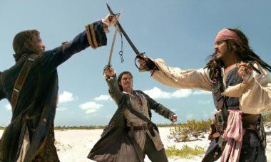 """Sessão da Tarde desta sexta (21) irá exibir o filme """"Piratas Do Caribe - O Baú Da Morte"""""""
