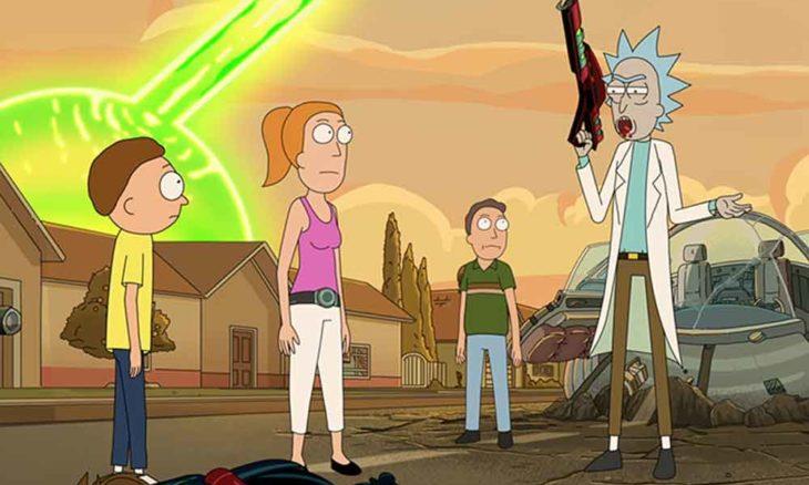 Novos episódios de Rick and Morty chegam à Netflix de surpresa