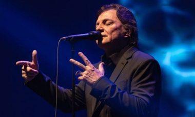 Fábio Jr. faz live para o Dia dos Pais na Band