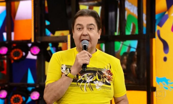 """Globo volta a gravar """"Domingão do Faustão"""""""