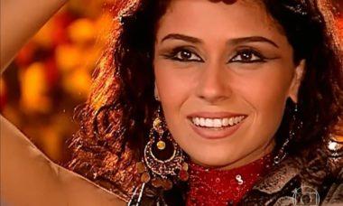 Giovanna Antonelli revela que não gostava de dançar em 'O Clone'