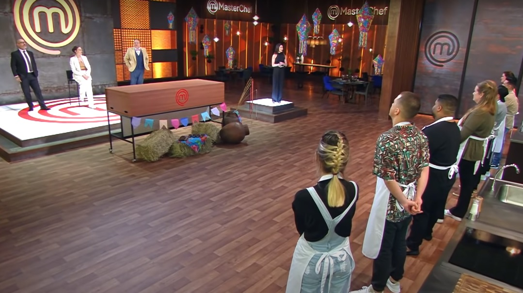 "Band divulga vídeo com os participantes do 5º episódio do ""MasterChef 2020"""