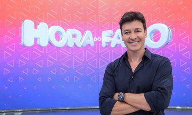 """Rodrigo Faro vai substituir Gugu no """"Canta Comigo Teen"""""""