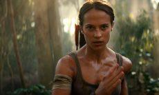 """""""Tomb Raider: A Origem"""" é o filme da Tela Quente desta segunda (10)"""