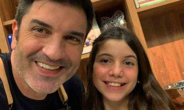 Após cogitar ficar longe da TV, Edu Guedes estreia na Band e 'rouba' horario de Mariana Godoy. Foto: Instagram