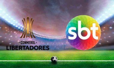 A Libertadores na TV aberta agora será com o SBT. Foto: Reprodução de internet