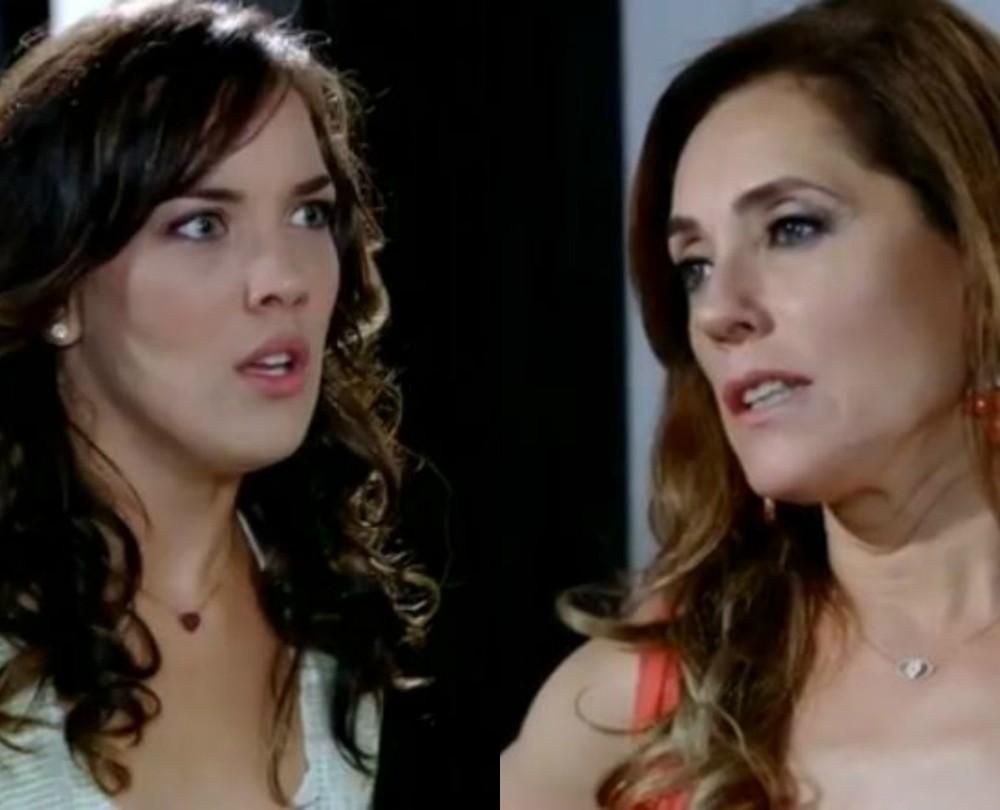 Tereza Cristina e Patrícia em Fina Estampa