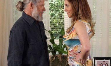 Tereza Cristina e Pereirinha em Fina Estampa