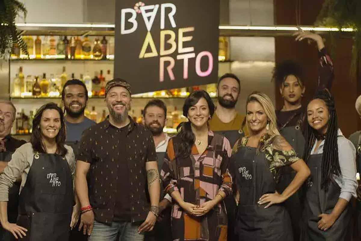 Reality show 'Bar Aberto' estreia na  Band nesta terça-feira (13). Foto: Divulgação