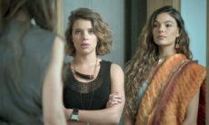 """Cibele leva Ritinha para mansão de Joyce: """"essa é a amante do seu filho"""", nesta sexta (9) em """"A Força do Querer"""""""
