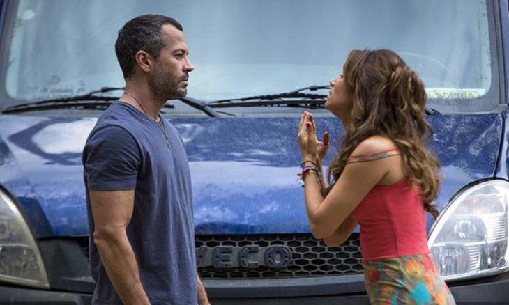 """Tancinha briga com Apolo nesta segunda (19) em """"Haja Coração"""""""