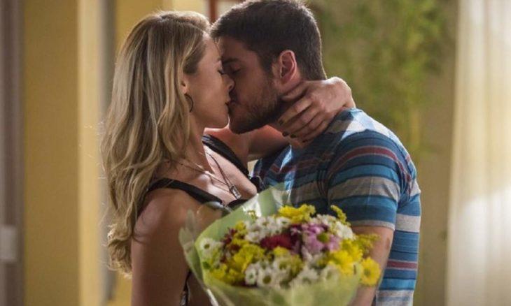 """Zeca pede Jeiza em casamento nesta terça (20) em """"A Força do Querer"""""""