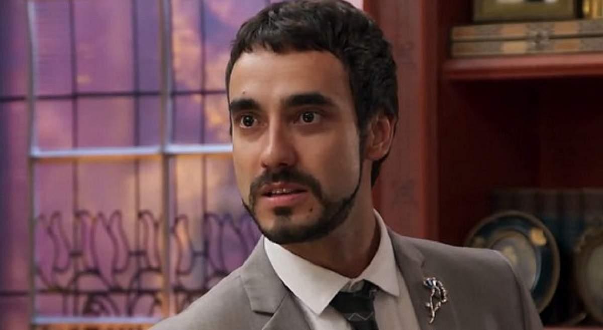 """Leozinho diz que vai matar Fedora após o casamento neste sábado em """"Haja Coração"""""""