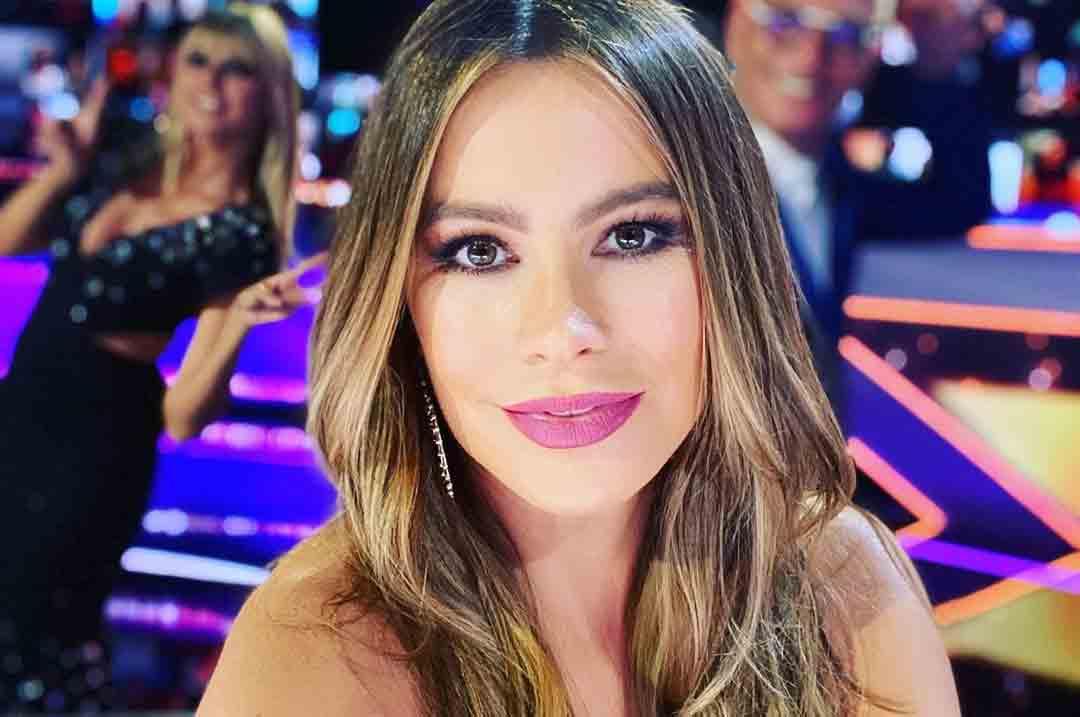 """A atriz <strong>Sofía Vergara</strong>, estrela da série """"Modern Family"""", liderou o ranking  das agtrizes mais nem pagas. Foto: Reprodução Instagram"""