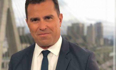 Rodrigo Bocardi volta para a CBN em novo programa 'Ponto Final CBN'. Foto: Instagram