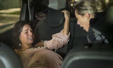 """Jeiza faz parto de Ritinha em meio a tiroteio nesta sexta (30) em """"A Força do Querer"""""""