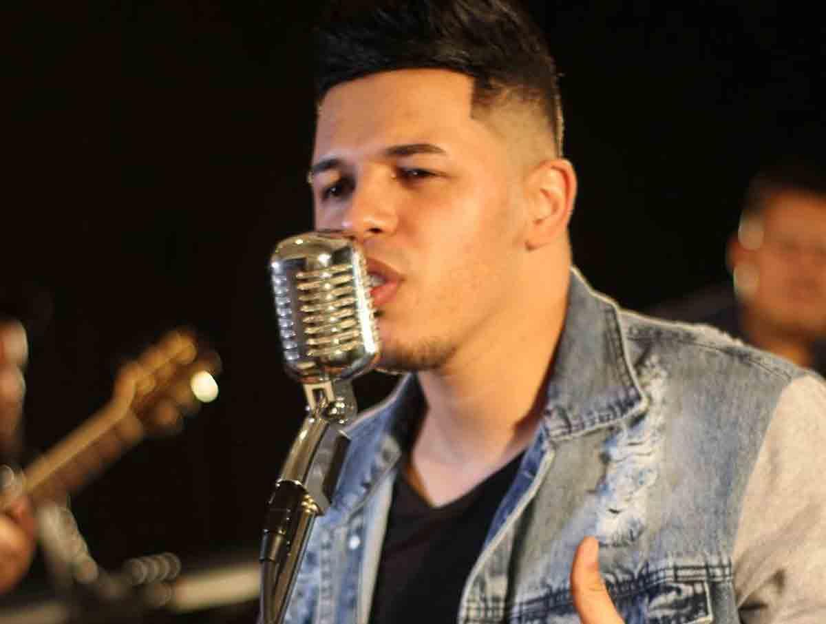 Famoso cantor Daniel Berg faz sucesso em todo Brasil com suas músicas gospel . Foto: Divulgação