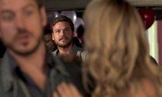 """Jeiza aparece na gafieira e Rubinho fica tenso e foge nesta quarta (4) em """"A Força do Querer"""""""