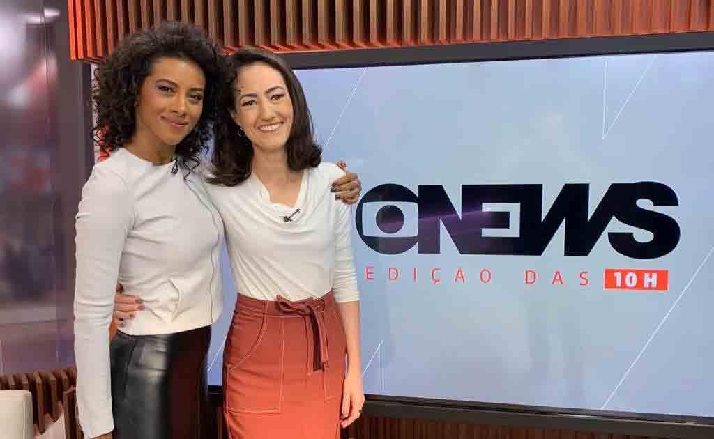 GloboNews demite apresentadora  após 11 anos de casa. Foto: Reprodução twitter