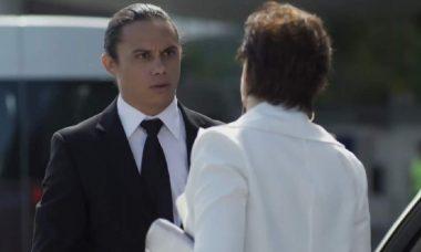"""Nonato descobre que Silvana gosta de apostar nesta sexta (20) em """"A Força do Querer"""""""