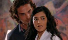 """Cristal recusa proposta de Alberto e procura por Ester neste sábado em """"Flor do Caribe"""""""