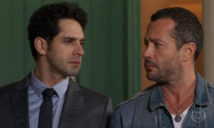 """Apolo e Beto se unem para salvar Tancinha de Genésio nesta sexta (6) em """"Haja Coração"""""""