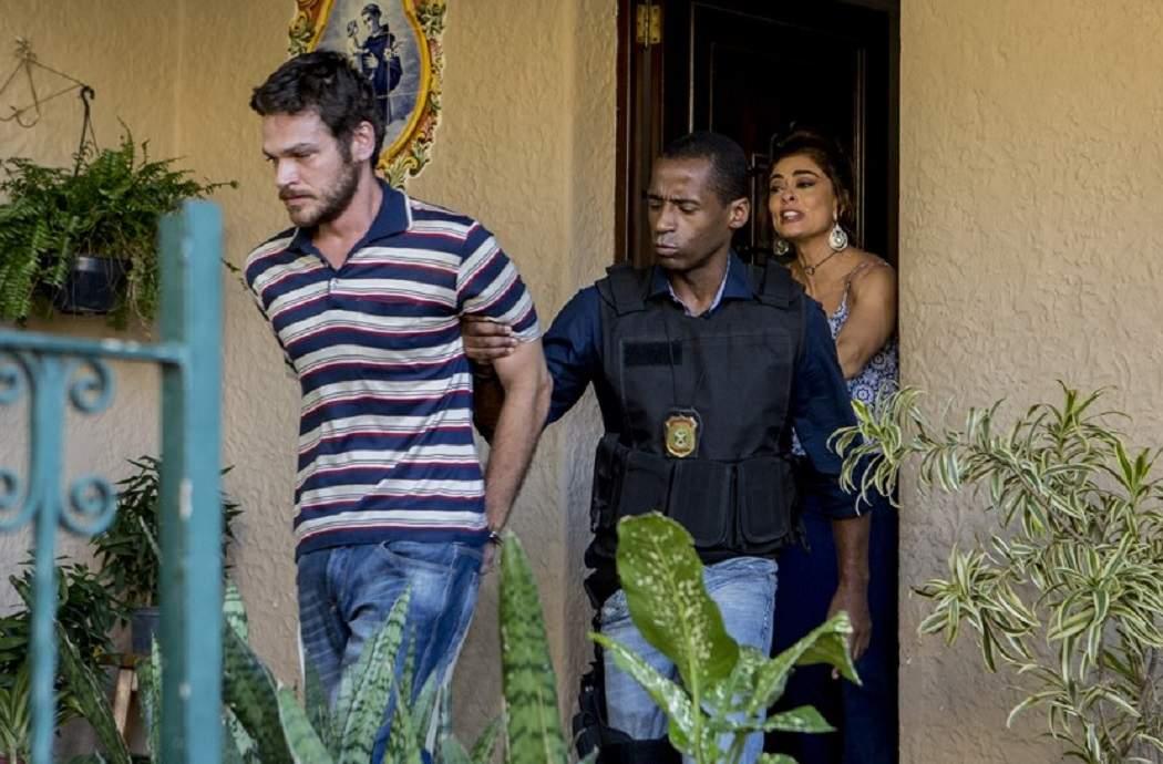 """Rubinho é preso e interrogado nesta quinta - feira (5) em """"A Força do Querer"""""""