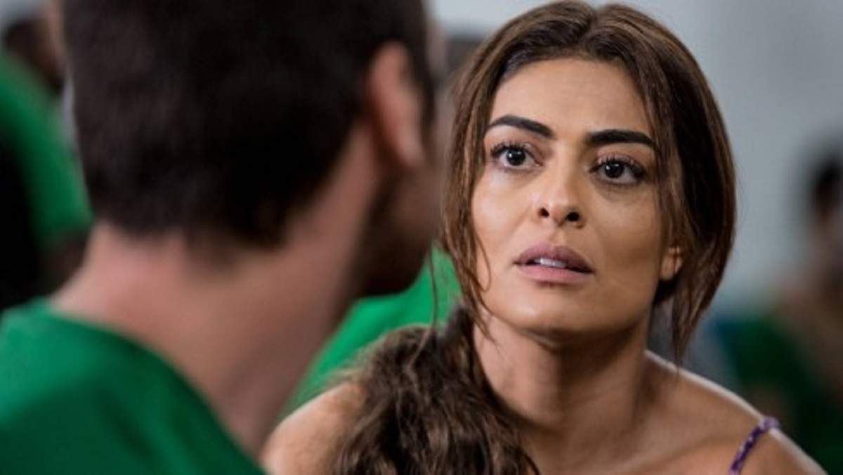 """Rubinho fala para Bibi que vai fugir da prisão nesta sexta (27) em """"A Força do Querer"""""""