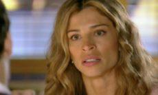 """Ester depõe à polícia e não consegue proteger Cassiano nesta sábado (21) em """"Flor do Caribe"""""""